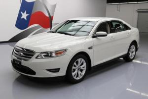 2011 Ford Taurus SEL HTD LEATHER BLUETOOTH ALLOYS