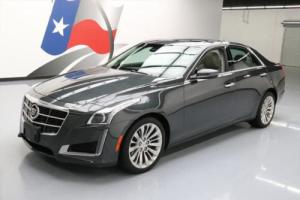 2014 Cadillac CTS LUXURY 2.0T AWD PANO ROOF NAV