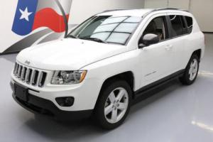 2013 Jeep Compass LTD LEATHER NAV ALLOY WHEELS