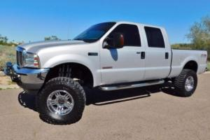 2004 Ford F-250 BULLET PROOF'D POWERSTROKE DIESEL