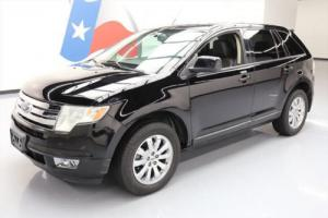 2009 Ford Edge SEL HTD LEATHER POWER LIFTGATE