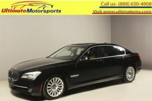 2010 BMW 7-Series 2010 750Li SPORT PKG NAV SUNROOF LEATHER HEAT/COOL