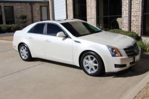 2008 Cadillac CTS V6 Performance Sedan