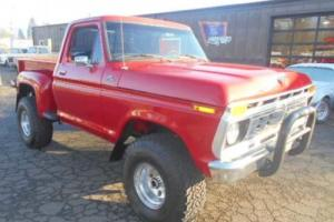 1977 Ford F-150 - Oregon Showroom