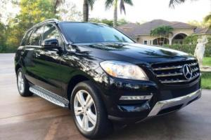 2013 Mercedes-Benz M-Class ML350, Luxury SUV, Low Miles, factory Warranty