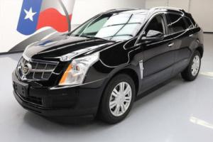2010 Cadillac SRX LUXURY PANO SUNROOF NAV REAR CAM