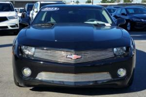 2013 Chevrolet Camaro 2dr Coupe LS w/2LS