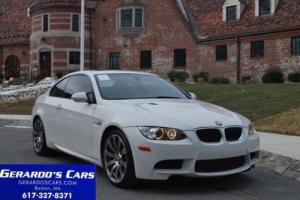 2011 BMW M3 Base 2dr Coupe Coupe 2-Door Automatic 7-Speed