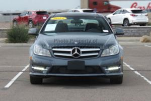 2013 Mercedes-Benz C-Class 2dr Coupe C250 RWD