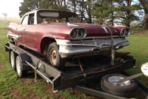 DODGE 1960 PHOENIX CHRYSLER WRECKING AUSSIE RHD PARTING OUT MOPAR FORWARD LOOK