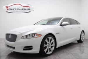 2011 Jaguar XJ L Long Wheel Base British Class & Prestige!