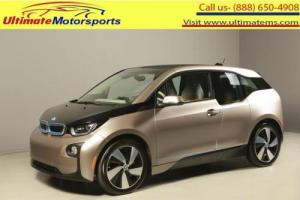 2014 BMW i3 2014 GIGA 100% ELECTRIC NAV COLLISION WARRANTY