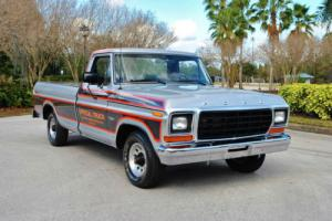 1979 Ford F-150 Ranger Official Pace Truck Edition! Very Rare!