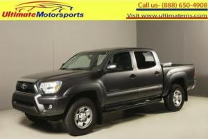 2013 Toyota Tacoma 2013 PreRUNNER DOUBLECAB RCAM WARRANTY
