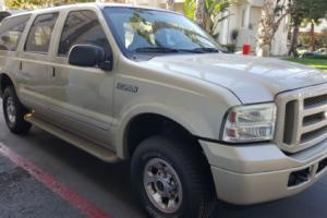 2005 Ford Excursion 4x4 Limited Edition