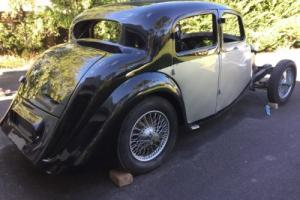 1947 Jaguar Mark 4 Mark iv Mkiv Mk4 Mk 4 MKIV Restoration Project