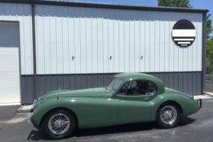 1953 Jaguar XK XK120 FHC Photo