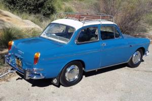1964 Volkswagen Type III Notchback 1500 S Photo