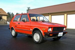 1986 Other Makes YUGO
