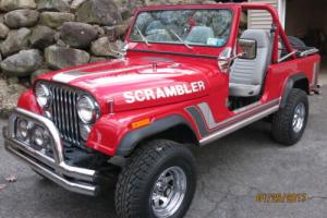 1982 Jeep CJ CJ8 Photo