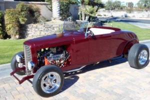1932 Ford Highboy Streetrod Roadster