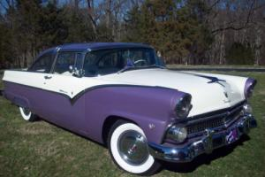 1955 Ford Crown Victoria Continental