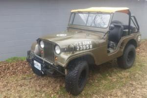 1953 Willys A1 CJ3B