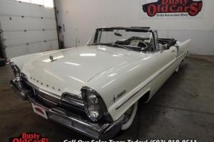 1957 Lincoln Premiere Convert Excel Cond 368V8 All Original 36k Show Ready for Sale