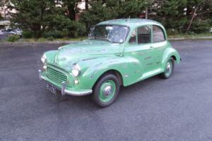 1957 Morris MINOR 2 door Saloon