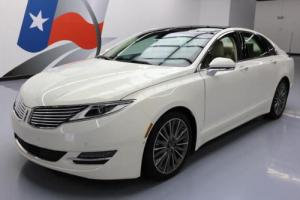 2013 Lincoln MKZ/Zephyr MKZ V6 CLIMATE LEATHER PANO SUNROOF NAV