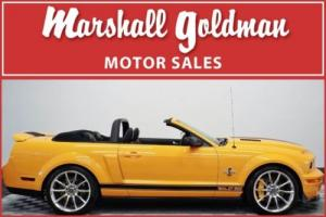 2007 Ford Mustang Shelby Super Snake Convertible