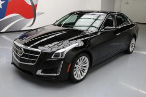 2014 Cadillac CTS PERFORMANCE AWD PANO ROOF NAV