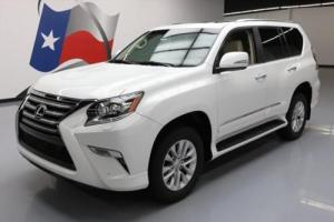 2014 Lexus GX AWD LUXURY 7-PASS SUNROOF NAV DVD