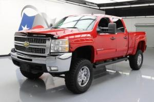 2010 Chevrolet Silverado 2500 LT CREW Z71 4X4 LIFTED