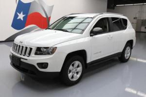 2015 Jeep Compass ALTITUDE CRUISE CTRL ALLOY WHEELS