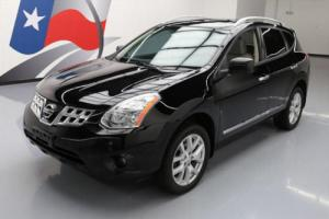 2013 Nissan Rogue SL AWD HTD LEATHER SUNROOF NAV