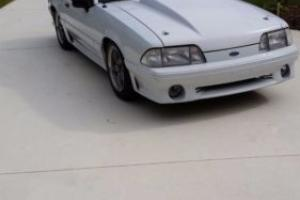 1992 Ford Mustang Fox Body