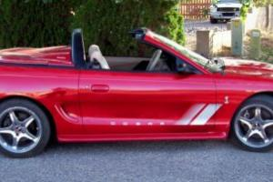 1996 Ford Mustang Speedster