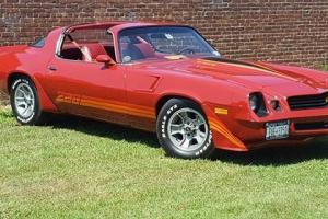 1980 Chevrolet Camaro Z28, 4 Speed