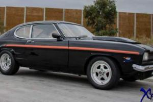 "1970 Ford Capri, 351 Cleveland, C4 auto, 9"" . drag, pro street, Full vic reg for Sale"