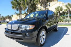 2005 BMW X5 X5 - PREMIUM & SPORT PACKAGE