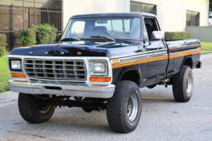 1979 Ford F-250 Custom 4x4, California Survivor