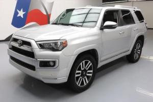 2015 Toyota 4Runner LIMITED AWD SUNROOF NAV 20'S