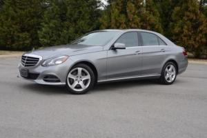 2014 Mercedes-Benz E-Class E350 4Matic Luxury