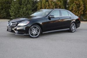 2014 Mercedes-Benz E-Class E350 4Matic Sport Photo