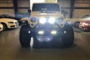 2015 Jeep Wrangler Storm Trooper 1 Owner