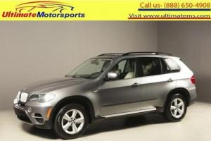 2011 BMW X5 2011 xDrive50i AWD NAV PANO LEATHER RCAM WOOD