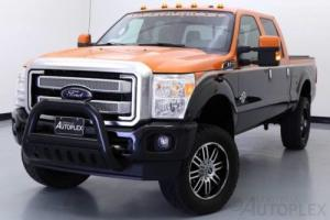 2015 Ford F-350 Platinum