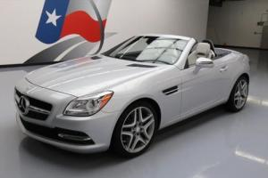 2014 Mercedes-Benz SLK-Class SLK350 HARD TOP ROADSTER SUNROOF