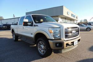 """2011 Ford F-250 4WD Crew Cab 156"""" King Ranch"""